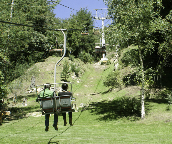 Actividades en Cerro Campanario