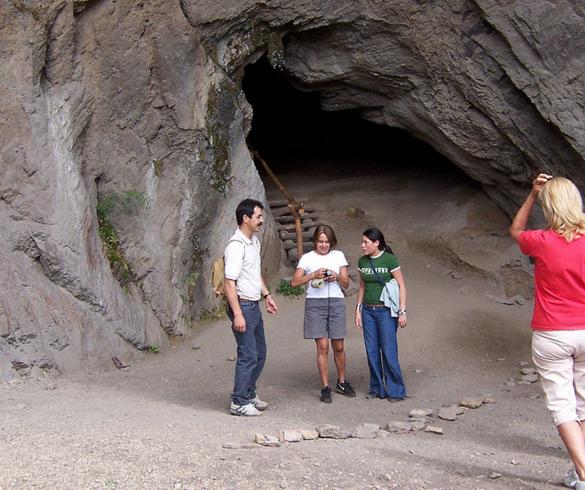 Actividades en Cerro Leones