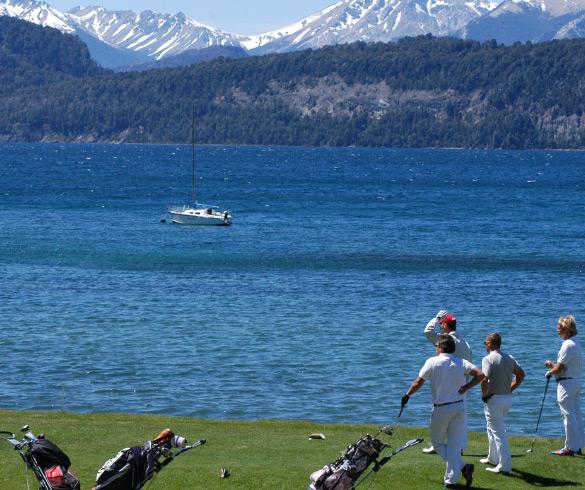 Actividades de Golf