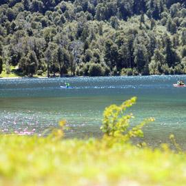 Actividades en Lago Gutiérrez Lado Este Sur