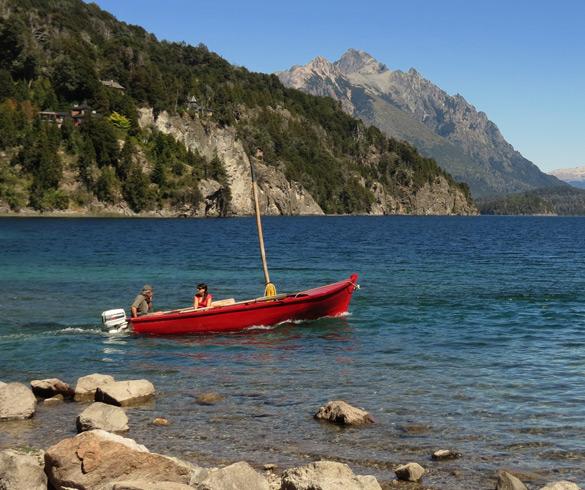Actividades en Lago Moreno