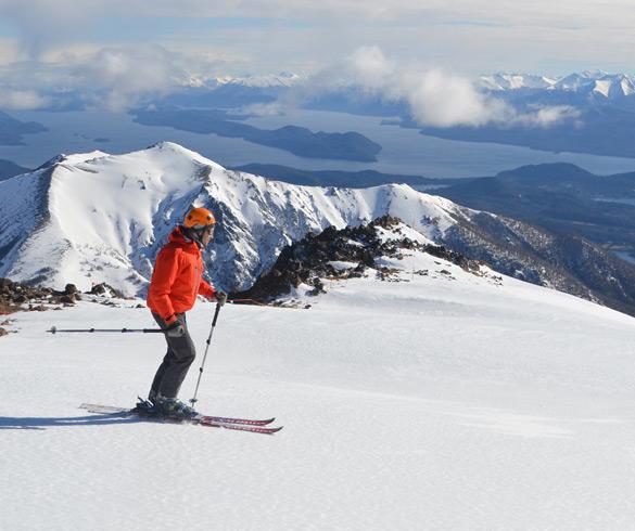 Esqu 237 Y Nieve Bariloche Sitio Web Oficial De Turismo