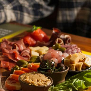 Gastronomía en Bariloche