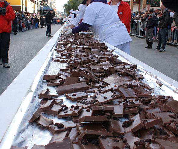 Fiesta Nacional del Chocolate Bariloche @ San Carlos de Bariloche | Río Negro | Argentina