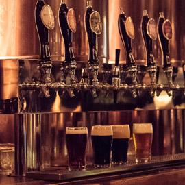 Cervecerías en Primavera