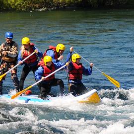 Aventura em Bariloche no Verão