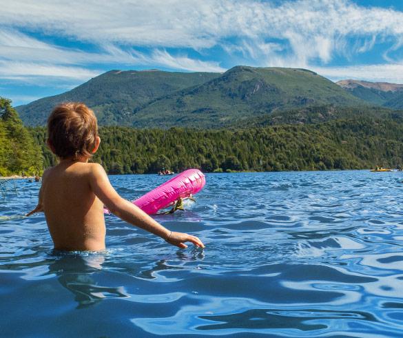 Verão em Bariloche