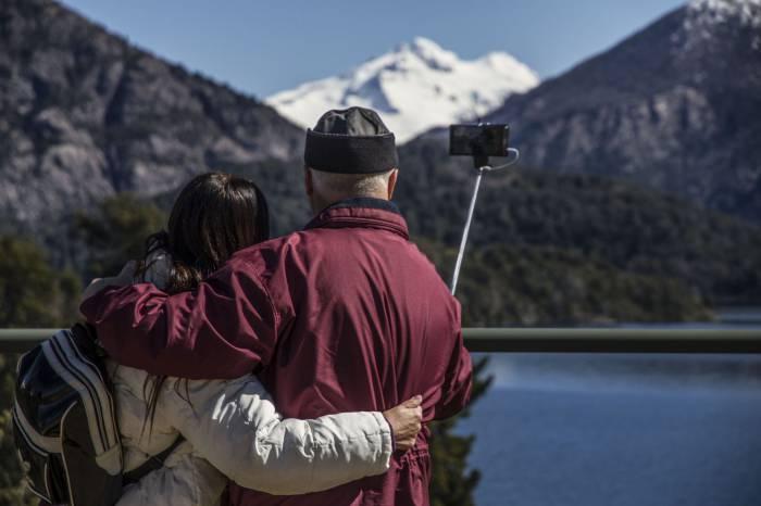Bariloche: también la preferida de los jubilados