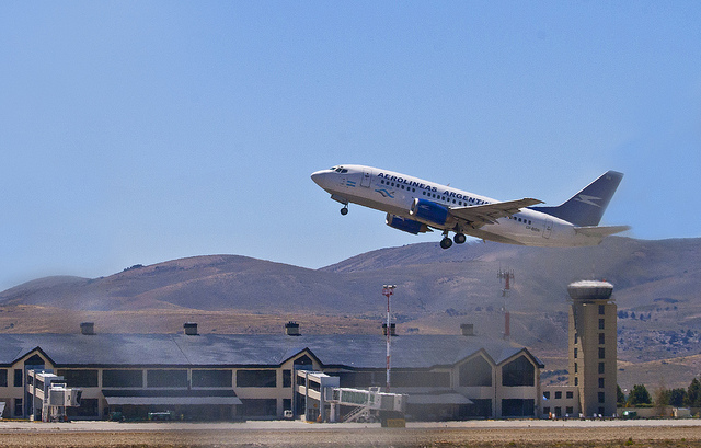 Aerolineas conecta Bahía Blanca con Bariloche