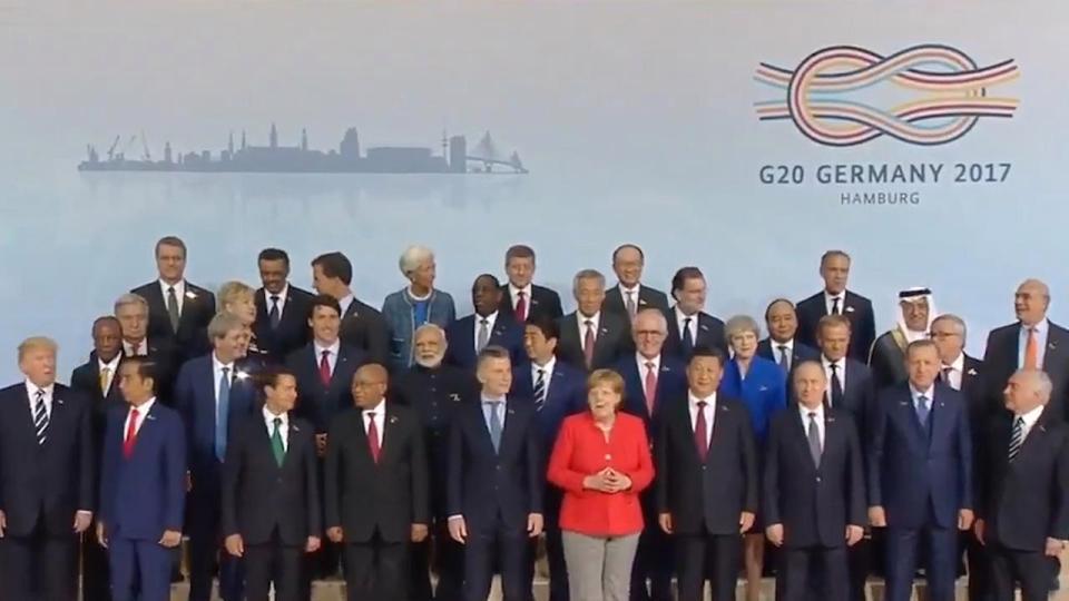 El primer encuentro preparatorio del G 20 será en Bariloche