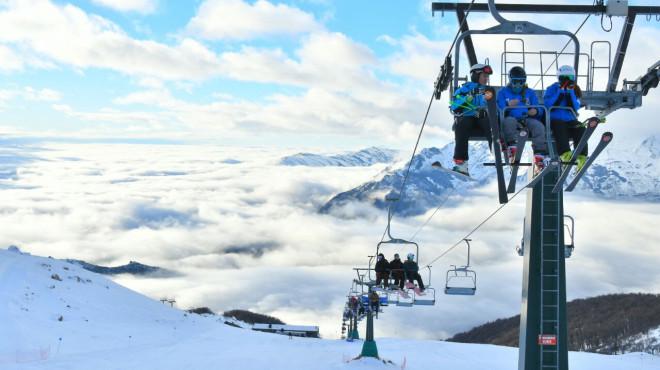 Se podrá esquiar hasta el 8 de Octubre