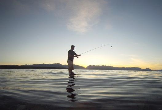Comenzó la temporada de pesca!!!