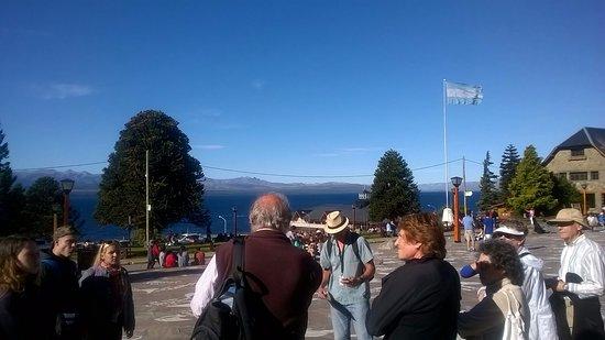 Historias de Bariloche, walking tours.