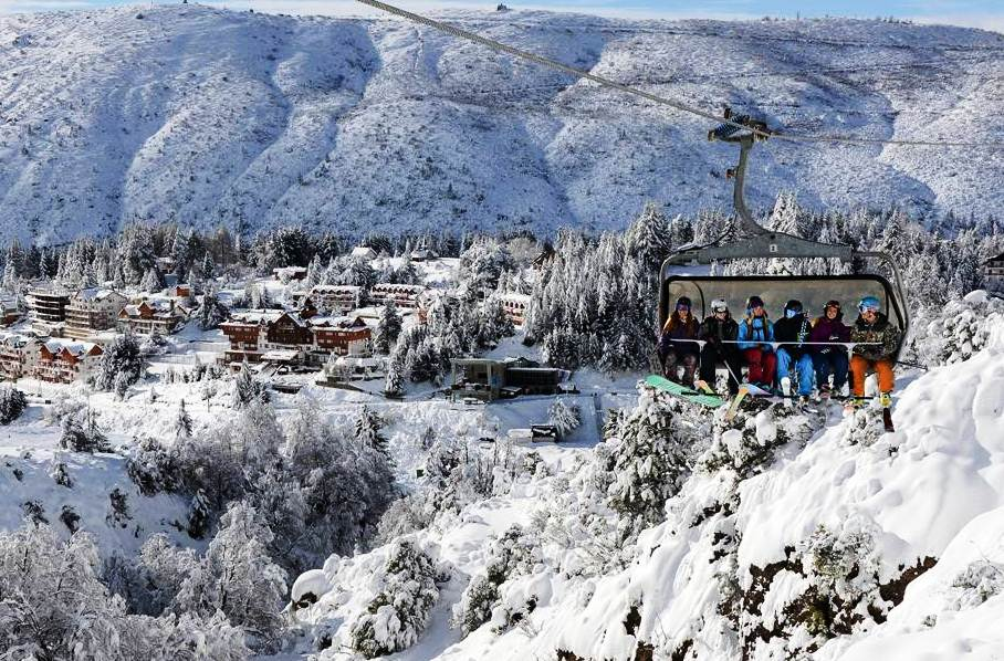 Catedral: el mejor centro de esquí del país