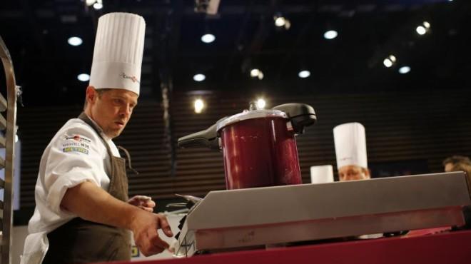 Chef de Bariloche al mundial de cocina
