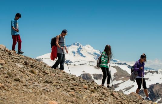 Cerro Catedral con muchas actividades este verano