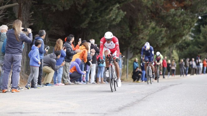 Vuelve el Ironman a Bariloche