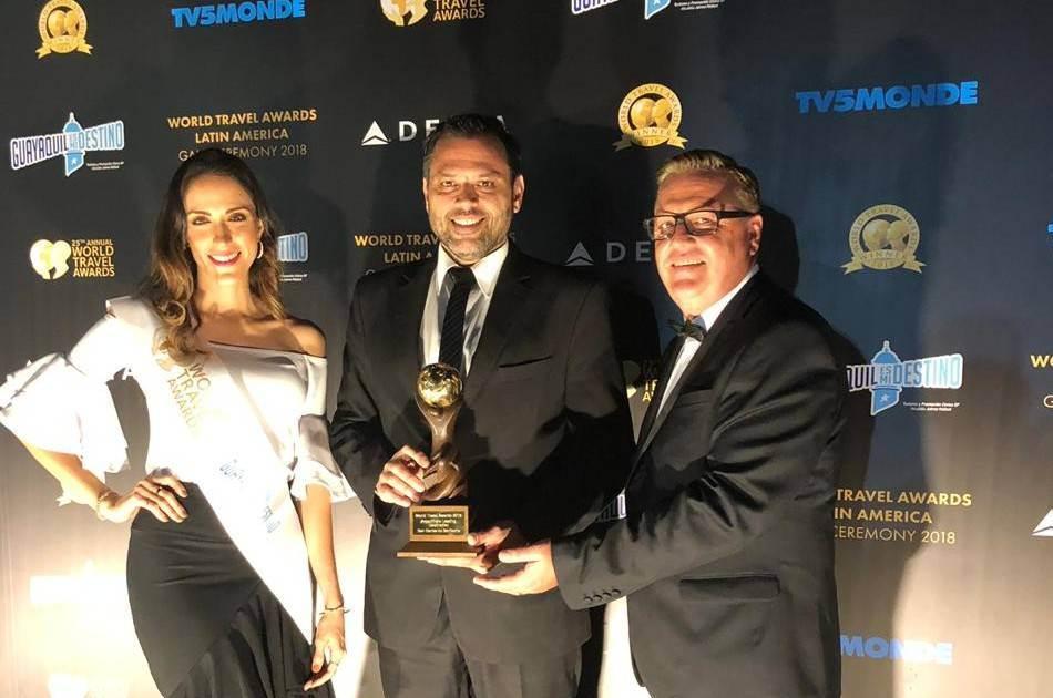 Bariloche entre los mejores destinos en los World Travel Awards