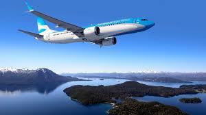 Aerolineas: Este verano Bariloche tendrá 71 vuelos semanales