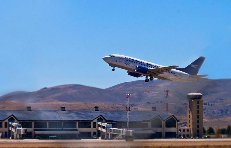 El aeropuerto de Bariloche rompió su récord de pasajeros