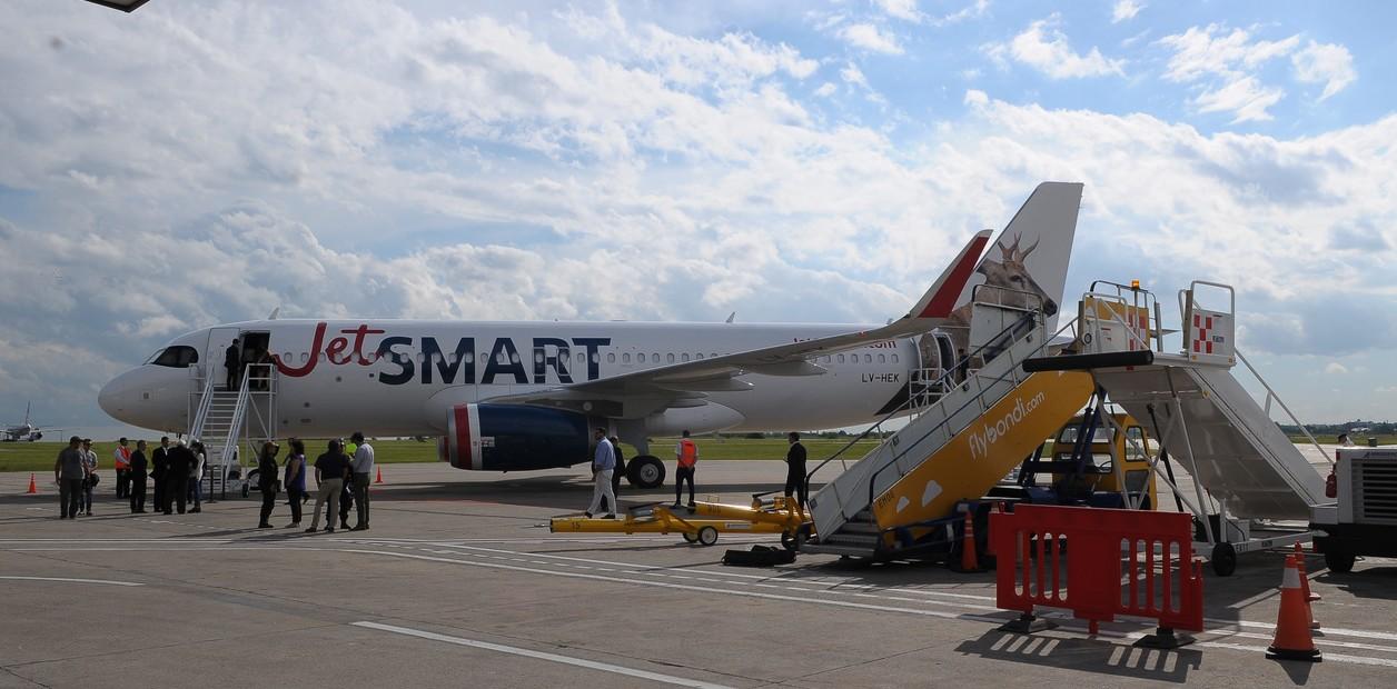 Jet Smart anunció sus nuevos vuelos a Bariloche