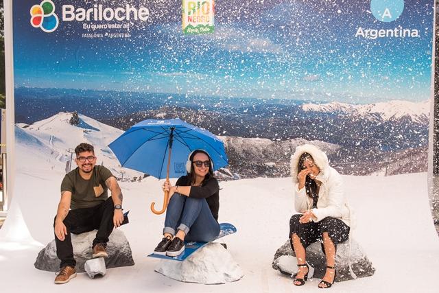 """""""Inverno com Tudo"""" chega à San Pablo"""