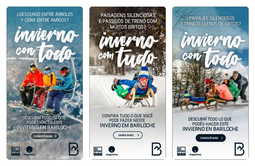 Bariloche digitaliza su promoción