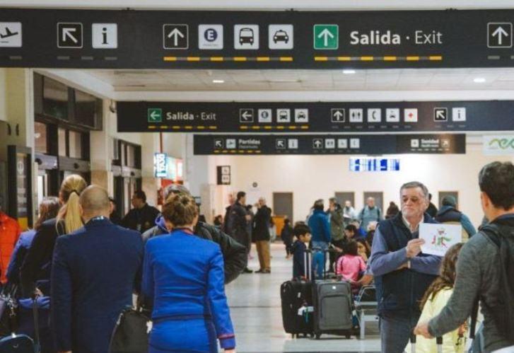 Comienzan a llegar los turistas de Brasil