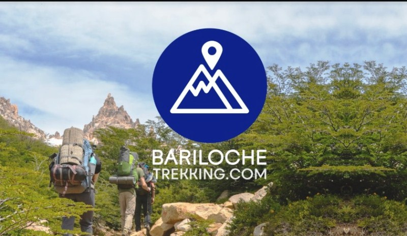 Todo el trekking de Bariloche, digitalizado