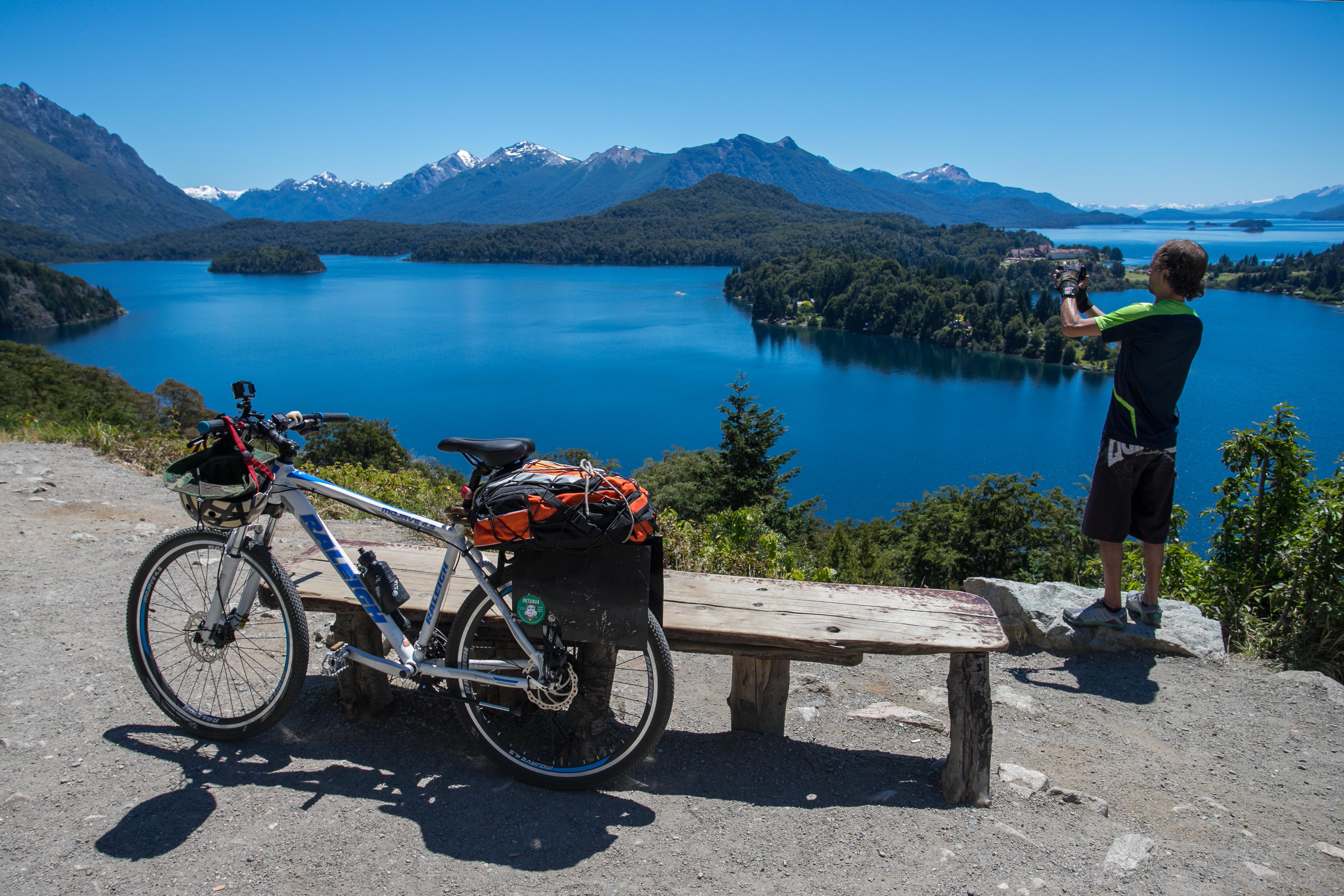 Bariloche, el verano se vive en el sur