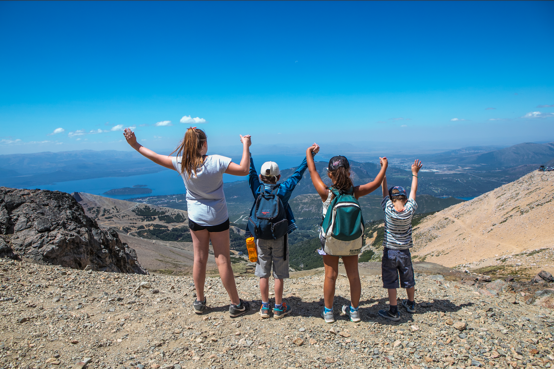 Trekking: tenés todo digitalizado