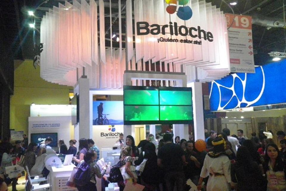 Bariloche nuevamente en la mayor feria de turismo del país